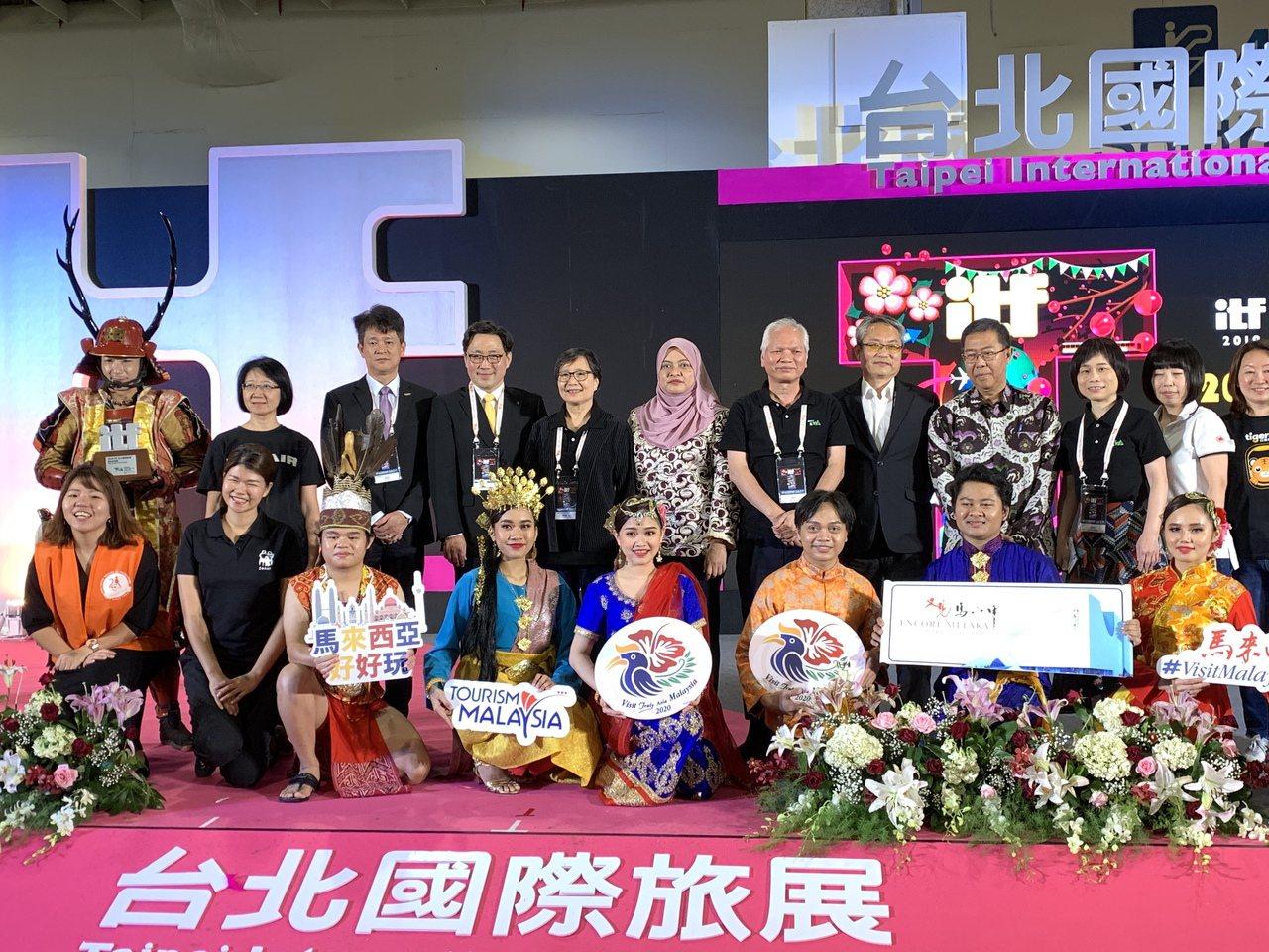 「2019 ITF台北國際旅展」今天於南港展覽館圓滿閉幕。記者張芳瑜/攝影