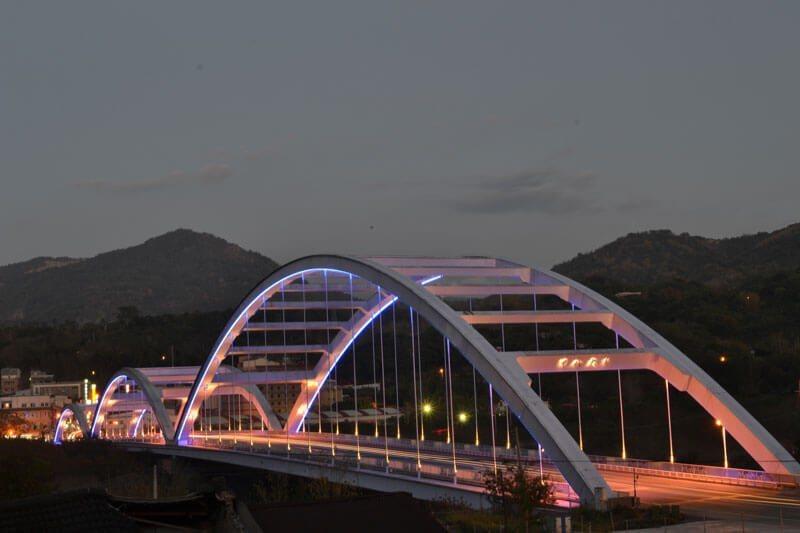 台20線南橫公路甲仙大橋。圖/取自活動網站