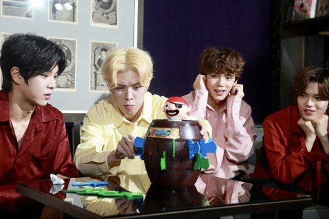 韓國鮮肉男團VERIVERY昨天來台為雙11演唱會助陣,他們首次來台禮數周到,7位成員都準備了別具特色的自我介紹台詞。有別於兩岸瘋購物節,雙11在韓國是巧克力棒廠商打造的「Pepero Day」,主...