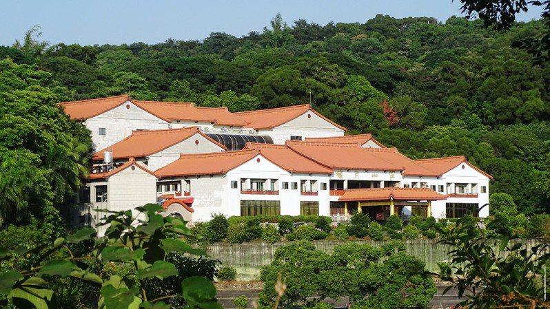 占地達52公頃的台灣民俗村。記者何烱榮/攝影
