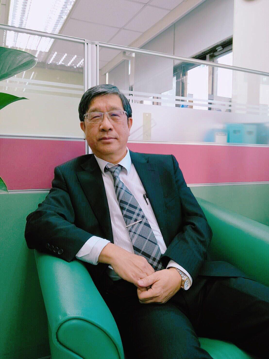 桃園市衛生局長王文彥說,桃園首創全國同時採購十三價結合型肺炎鏈球菌疫苗(PCV1...