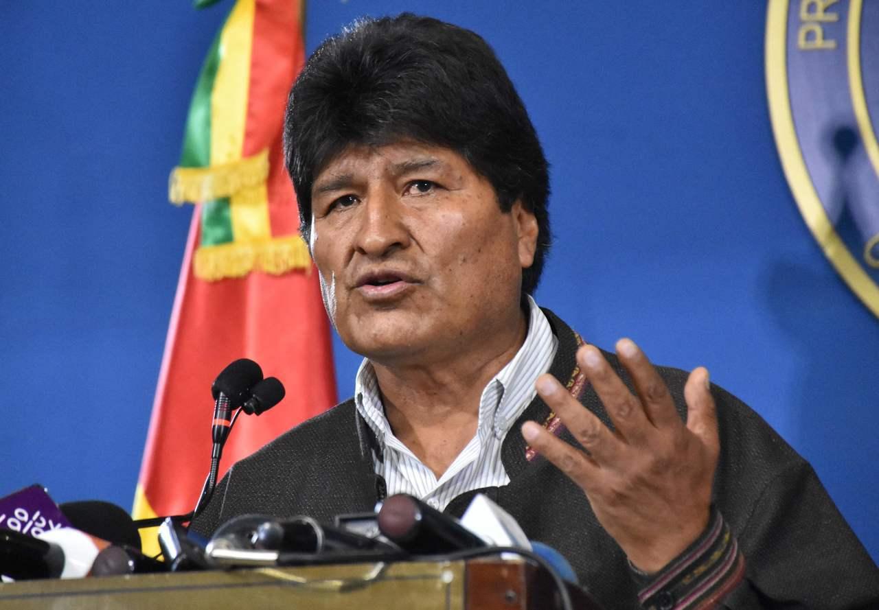 玻利維亞總統莫拉萊斯執政近14年,是當今拉丁美洲在任最久的左派總統。(法新社)