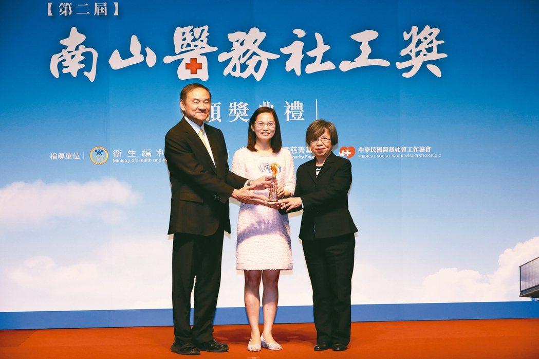 第三屆「南山醫務社工獎」自即日起至2019年12月9日接受報名,歡迎全國醫療院所...