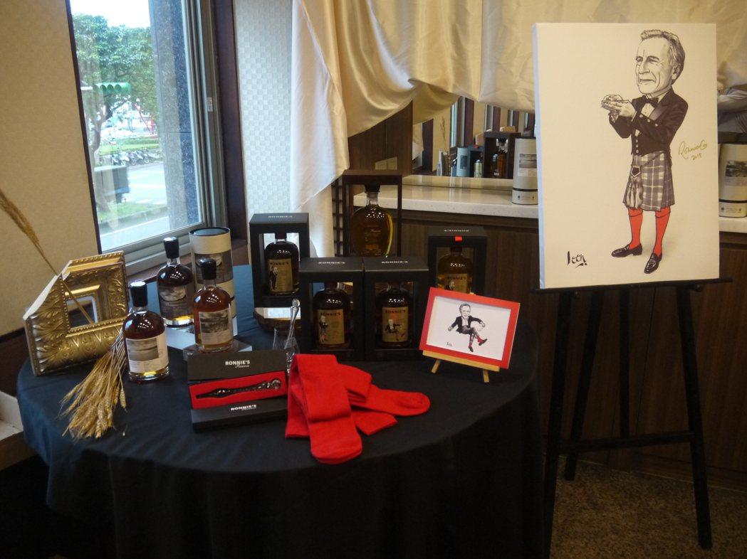 有「威士忌的紅襪紳士」之稱的Berry Bros & Rudd品牌總監 Mr. ...