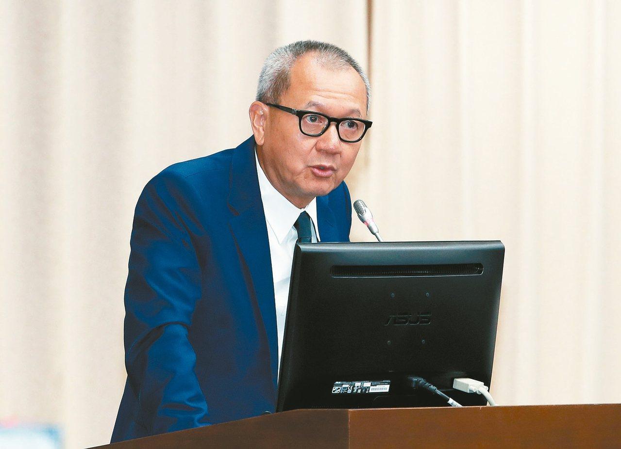 國巨董事長陳泰銘。 圖/本報資料照片