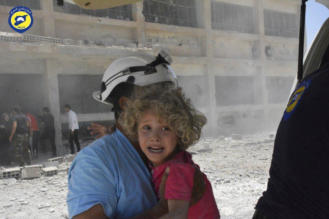 白盔隊所提交的大量前線事證,往往是對俄羅斯、敘利亞政府軍的「戰爭罪控訴」,讓國際...