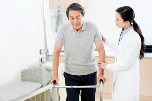▲糖尿病患是中風的高危險族群。圖/呂佳恆 提供