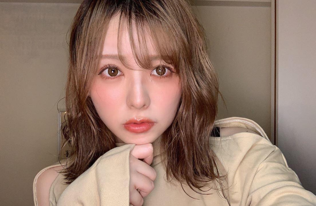 美妝YouTuber Churu原本是男兒身。圖/取自Twitter