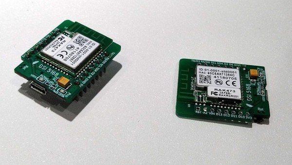 圖五 : 資策會與瑞昱半導體(Realtek)及翰聯(MyTek)合作的「微控制...