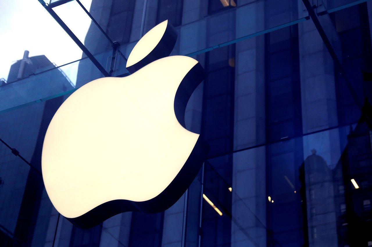 蘋果公司。路透