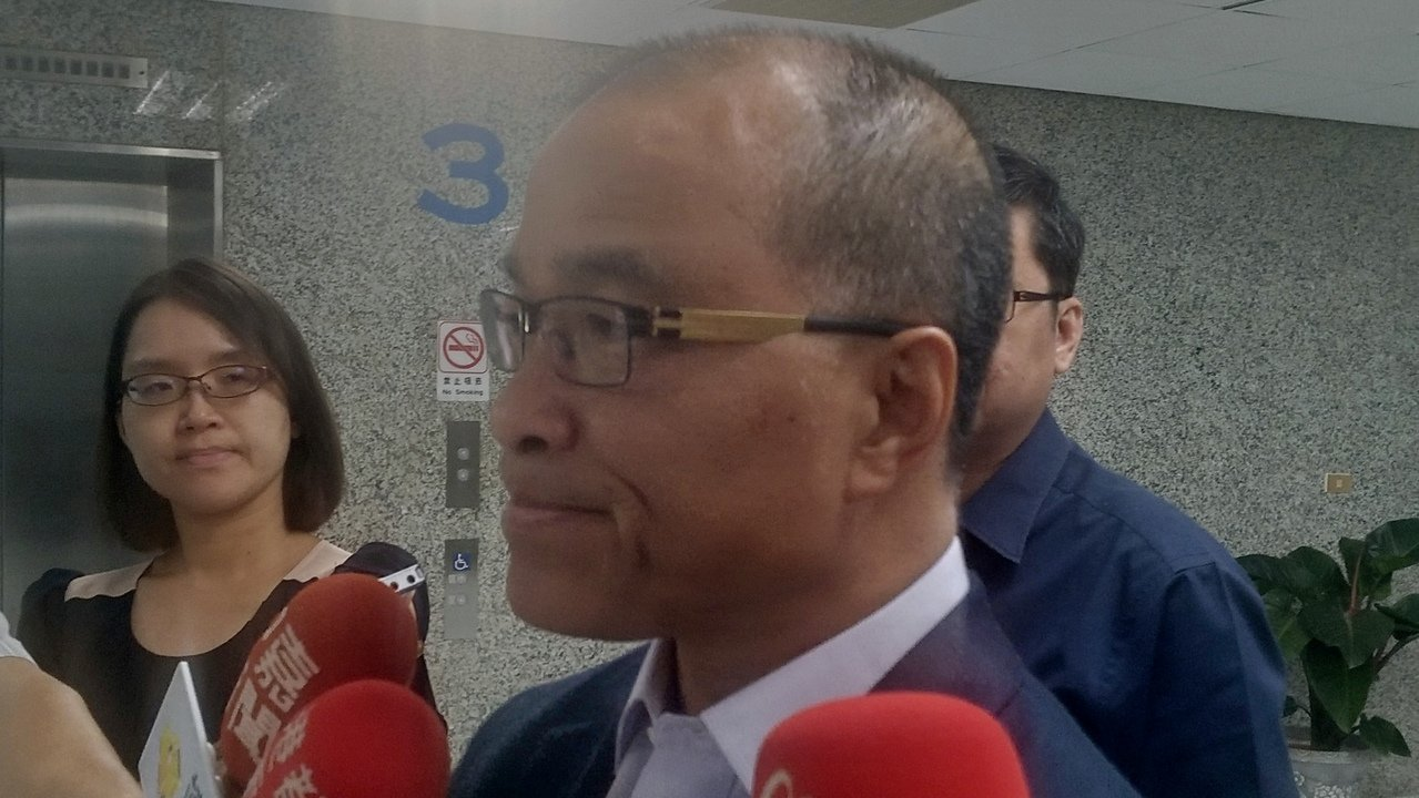 高雄市副市長葉匡時。記者蔡孟妤/攝影