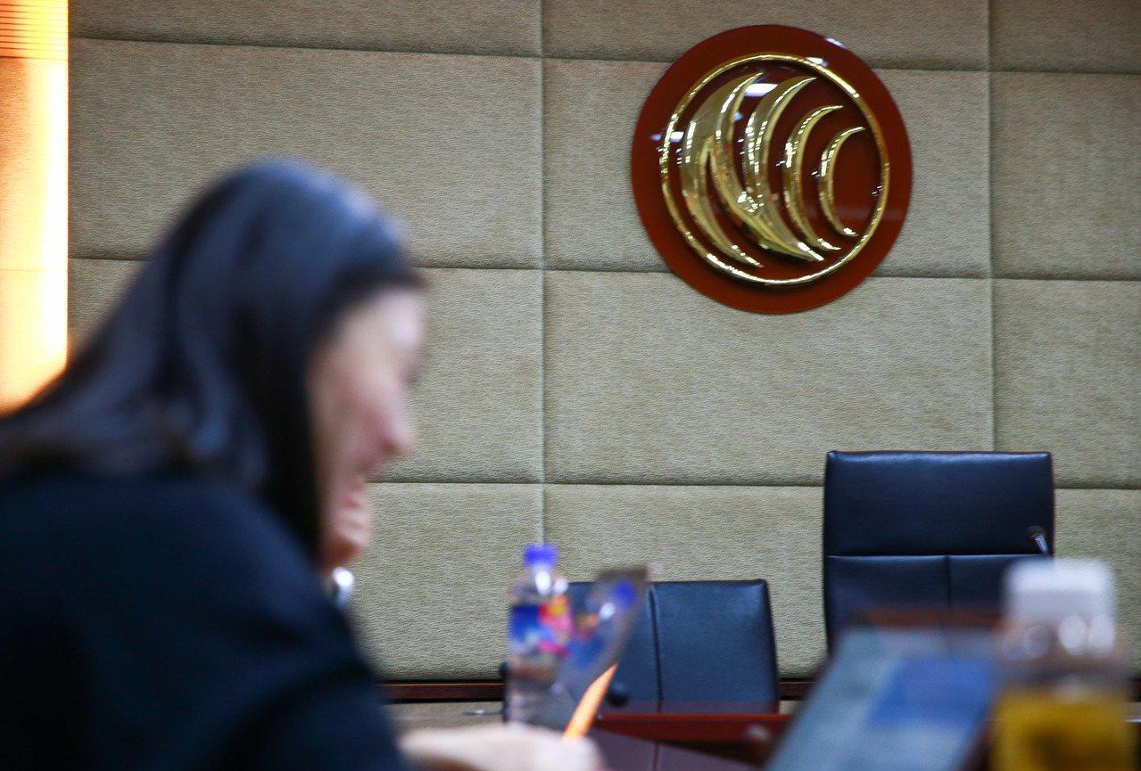 5G時代即將到來,NCC邀五大電信業者代表人面試。記者陳柏亨/攝影