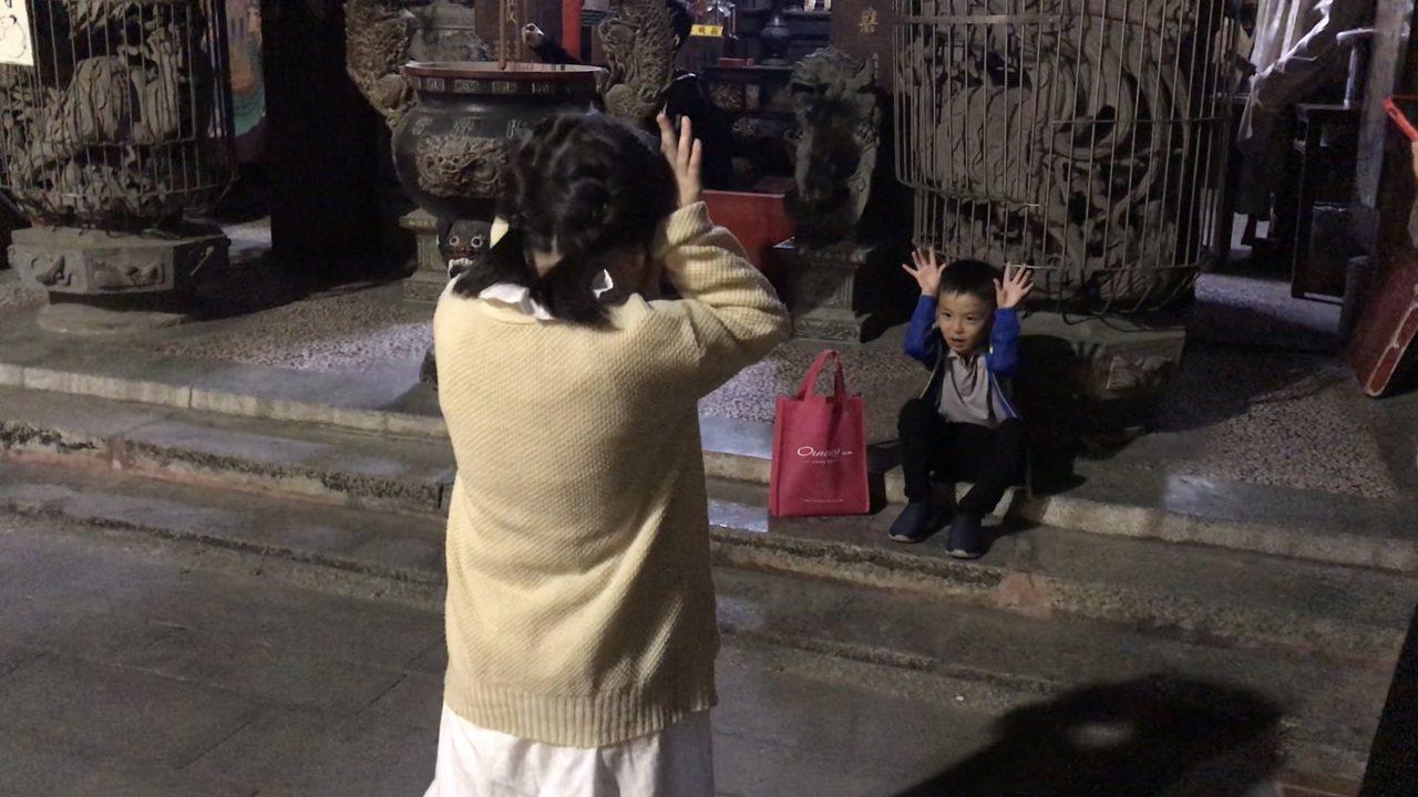 「月之美術館2019秋季展」,本月23日起於鹽水歷史街區開展,熱鬧可期。圖/台南...