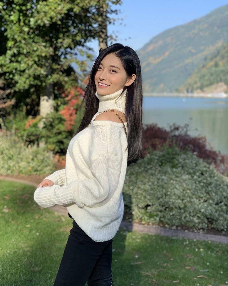 祈錦鈅因神似周子瑜快速打出名號。圖/摘自臉書