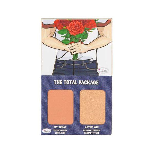 theBalm口袋裡的玩色彩盤「男友力」,售價865元。圖/theBalm提供