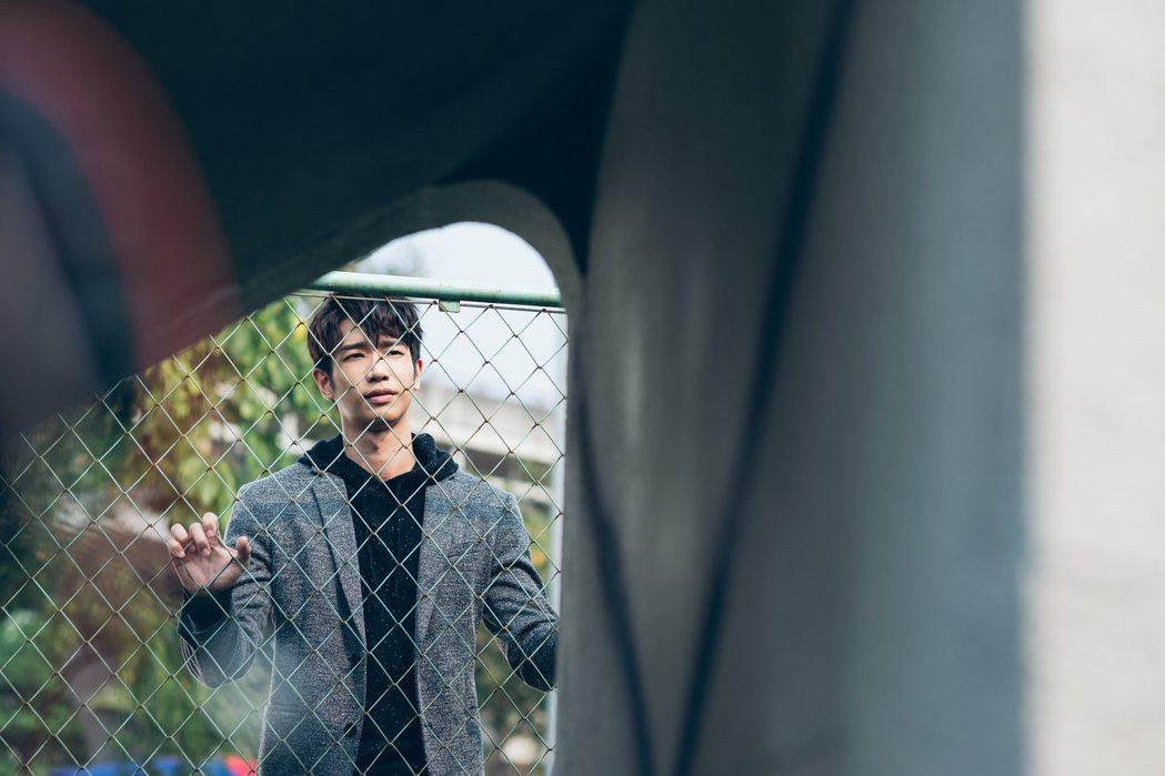 劉以豪在「極道千金」中飾演一名厭世巨星。圖/Netflix提供