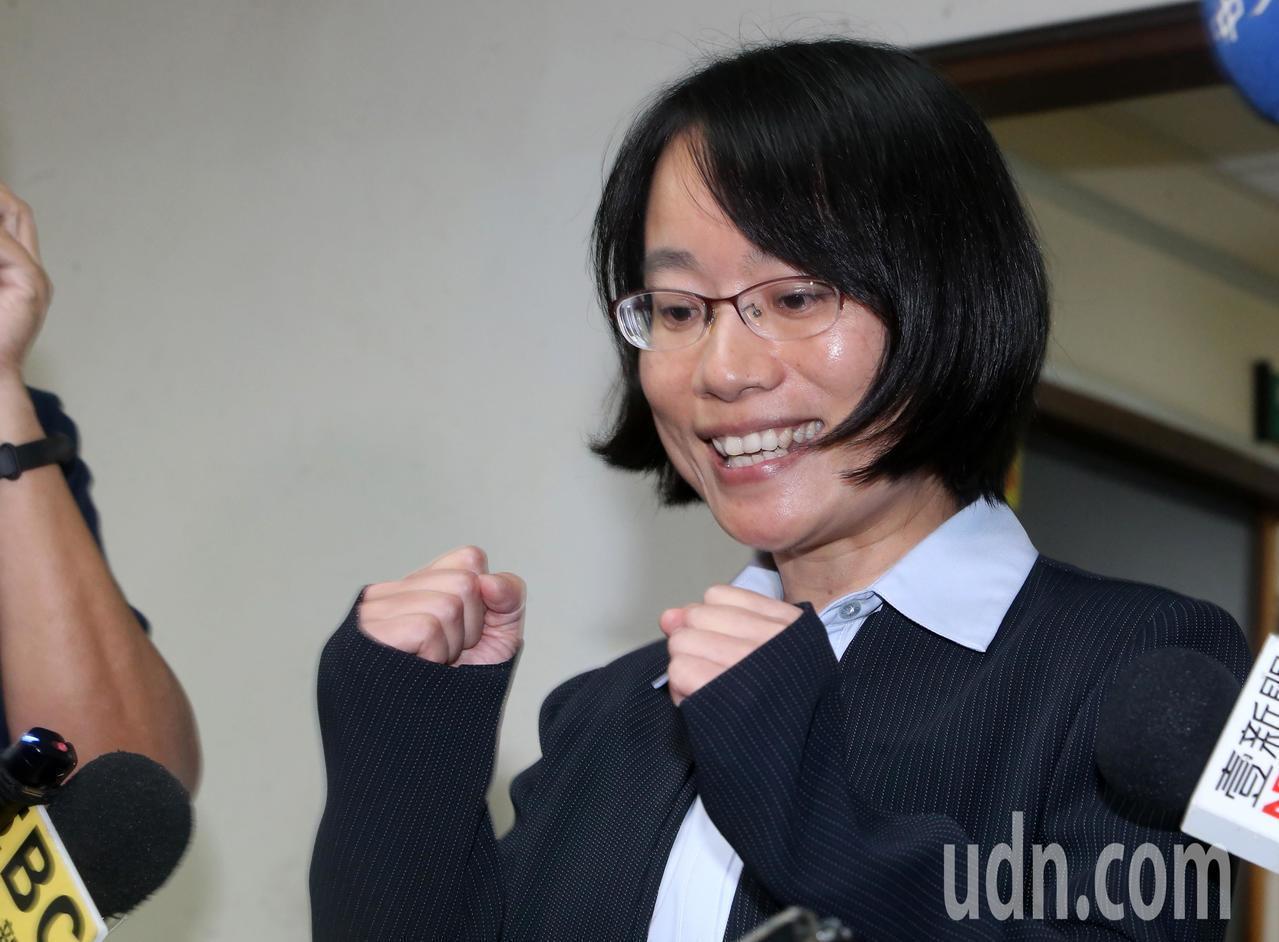 北農前總經理吳音寧。聯合報系資料照片/記者胡經周攝影