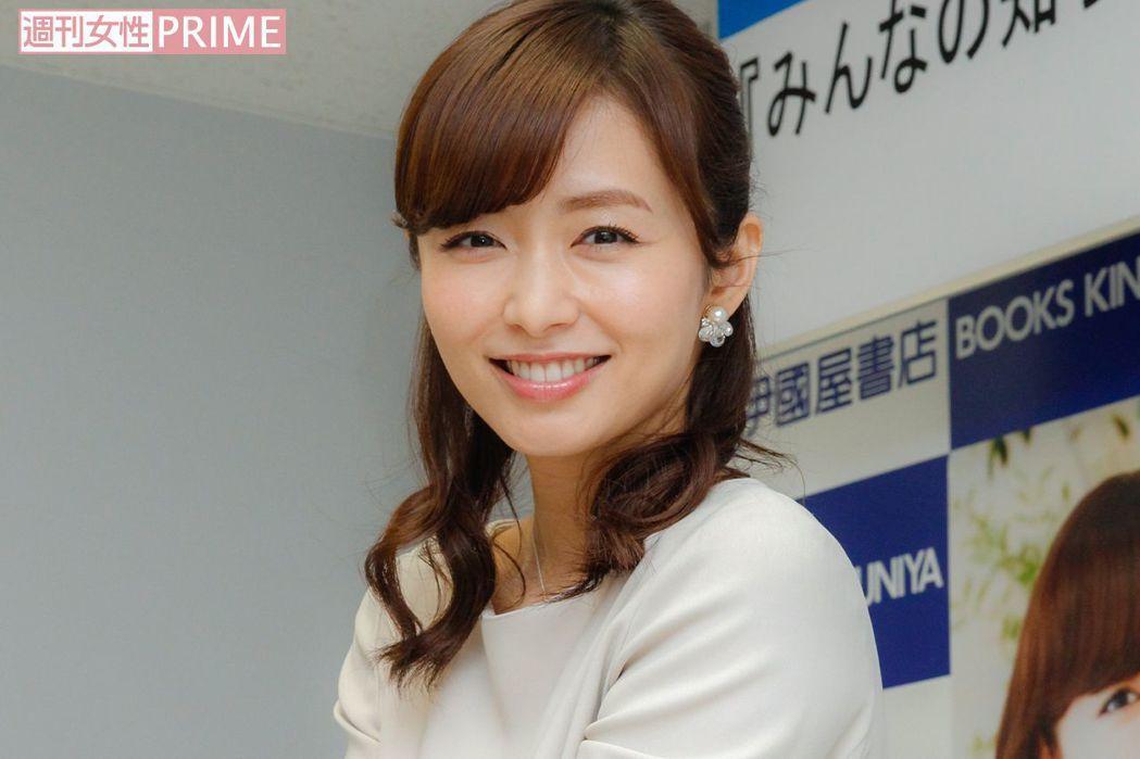 伊藤綾子外型甜美。圖/摘自週刊女性PRIME