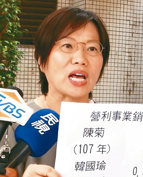 民進黨參選人劉世芳問政犀利,基層實力強勁。 圖/聯合報系資料照片