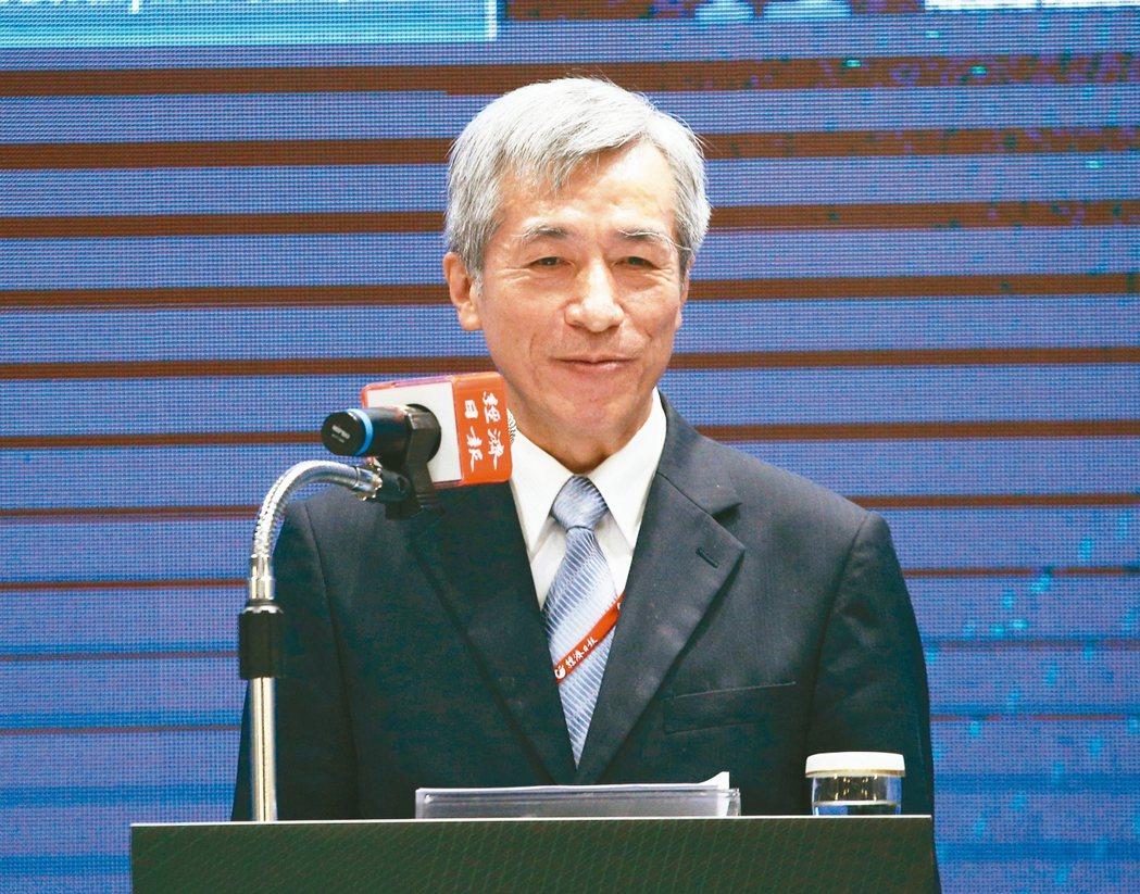 彰化銀行總經理黃瑞沐 記者劉學聖/攝影