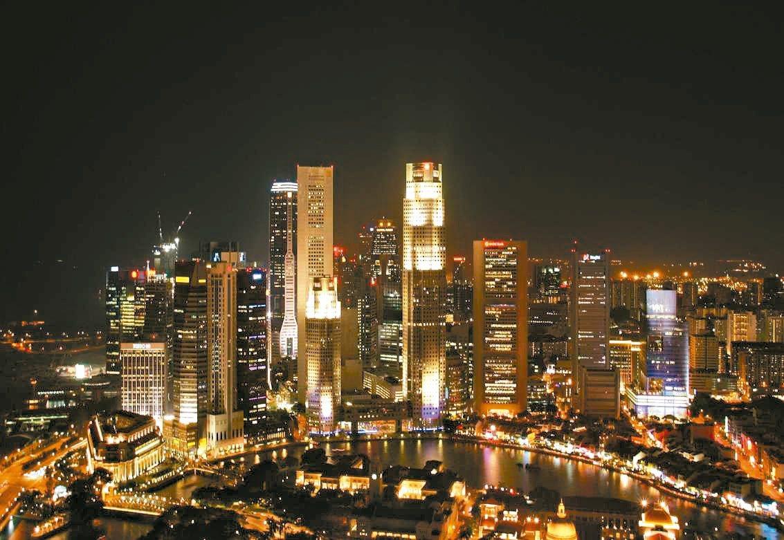 PwC 2020年亞太地區房地產投資前景,新加坡名列第一。 路透