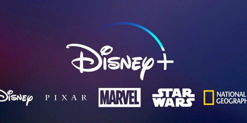 迪士尼推出新電視串流媒體服務「Disney+」。(取自推特)