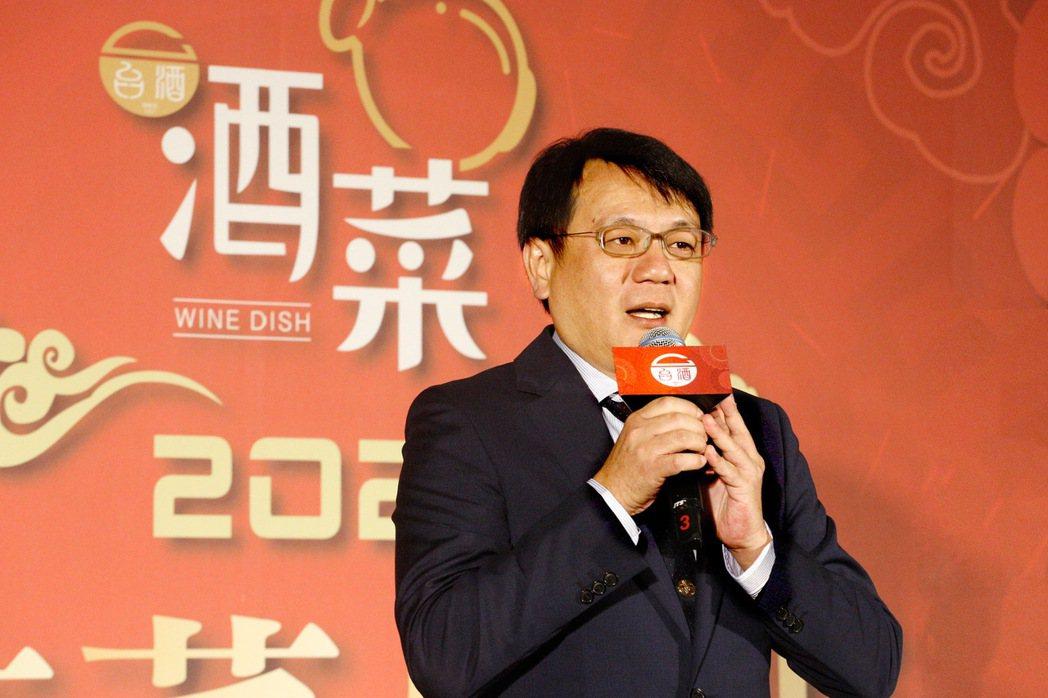 台灣菸酒公司丁彥哲董事長。業者/提供