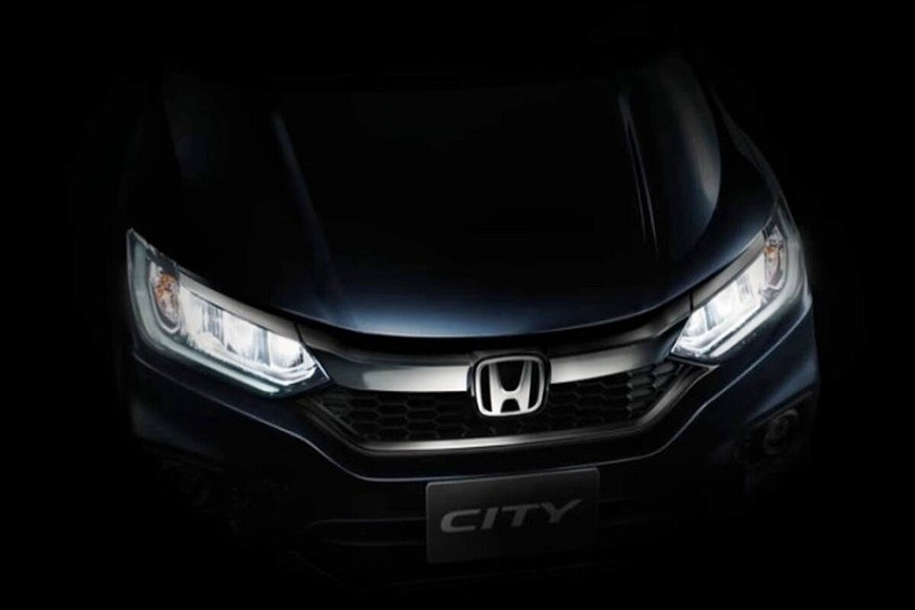 繼全新第四代Honda Fit亮相後,大改款City房車也預告登場。(圖為現行款...