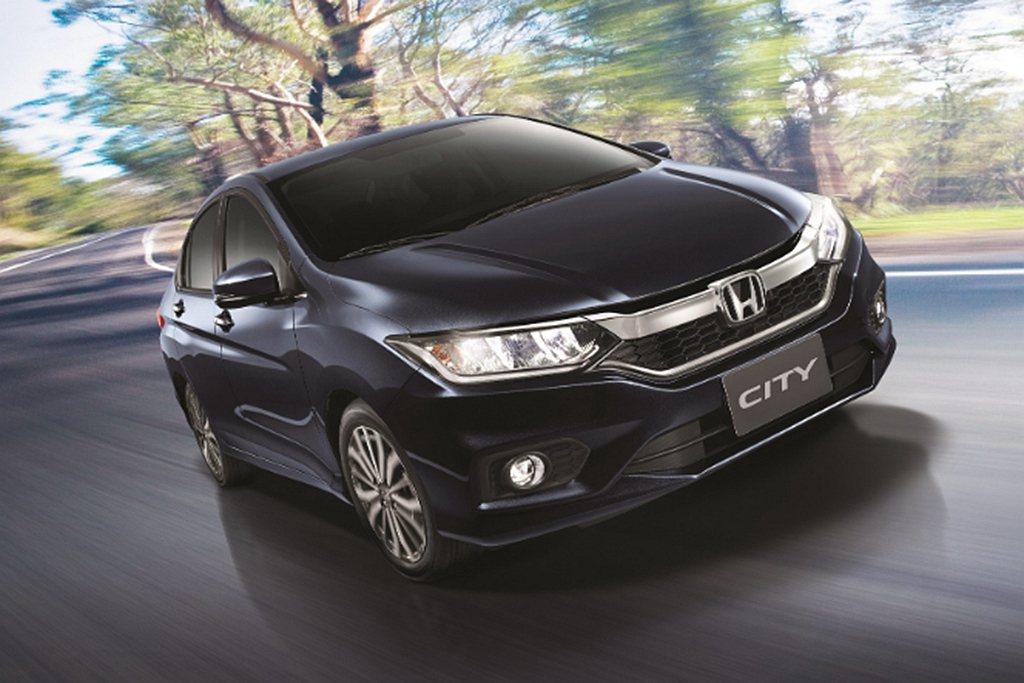全新第五代Honda City外觀勢必會順著品牌最新設計語彙塑造,包括Honda...