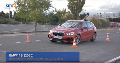 影/到底前驅BMW 1 Series操控安全行不行?做個麋鹿測試就分曉!