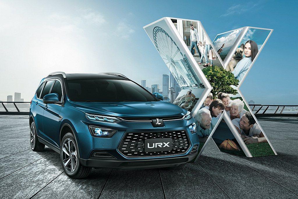 納智捷URX搭載1.8L直列四缸渦輪增壓引擎,具備202ps最大馬力、30.6k...