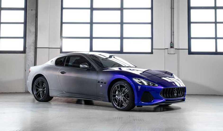 GranTurismo Zéda的漸層車漆也代表了Maserati將邁向新時代。...