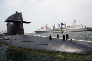 潛艦國造假議題?潛艦工業能成為台灣最強的「不對稱戰力」