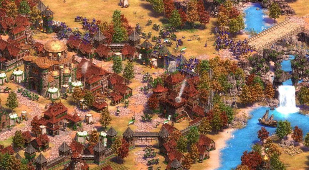 保加利亞(《世紀帝國2:決定版》遊戲截圖)