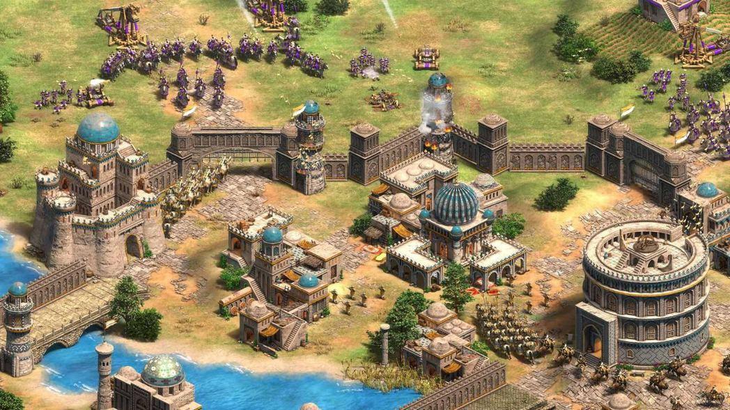 韃靼(《世紀帝國2:決定版》遊戲截圖)