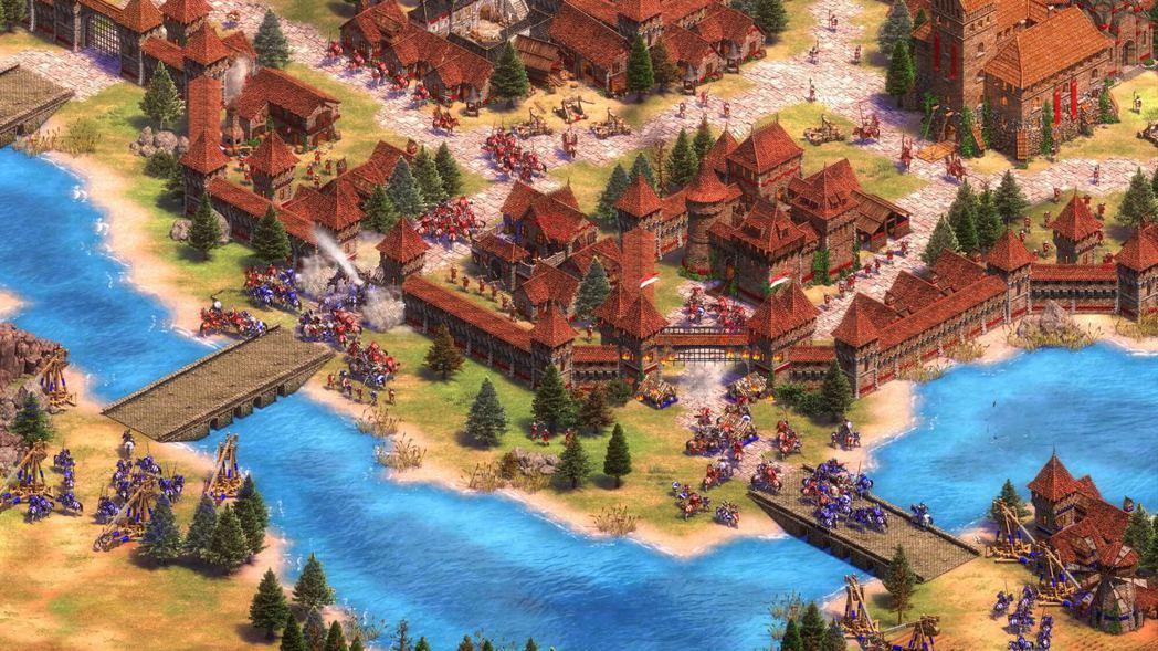 立陶宛(《世紀帝國2:決定版》遊戲截圖)