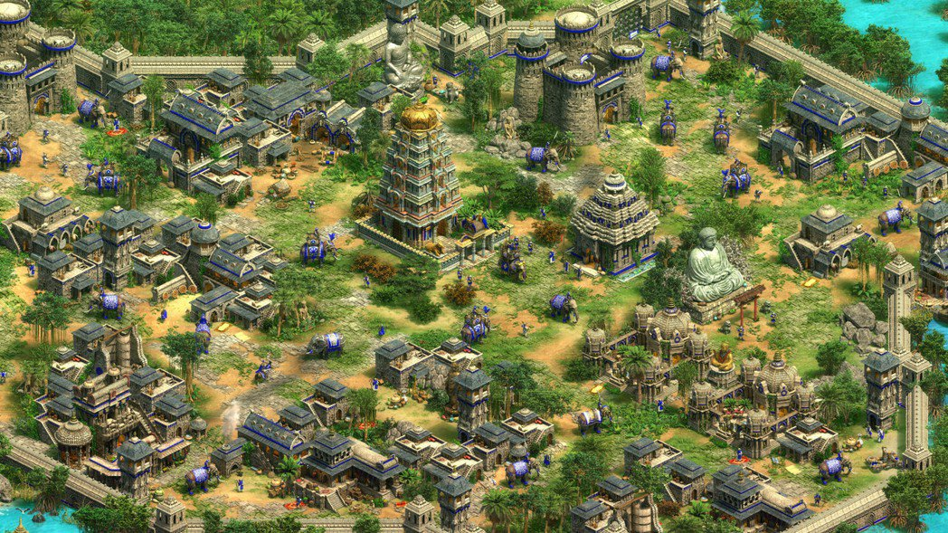 《世紀帝國2:決定版》(Age of Empires II: Definitiv...