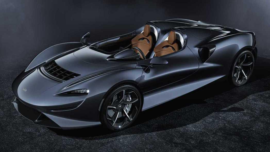 McLaren Automotive 以McLaren Elva之名推出Ulti...
