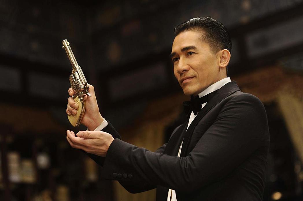 梁朝偉明年演出漫威最新英雄片的反派。圖/摘自imdb