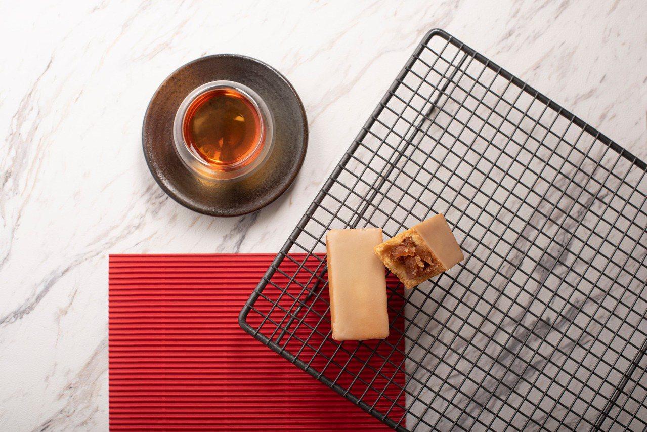 微熱山丘繼榴槤甜點後,「全球果實計劃」第二個合作案,攜手日本青森蘋果推出「蘋果酥...