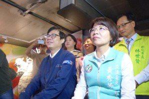 吳敦義列國民黨不分區第8 陳其邁:只有驚奇和一頭霧水