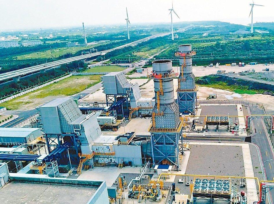 大潭電廠7號機展延環評通過。本報資料照片