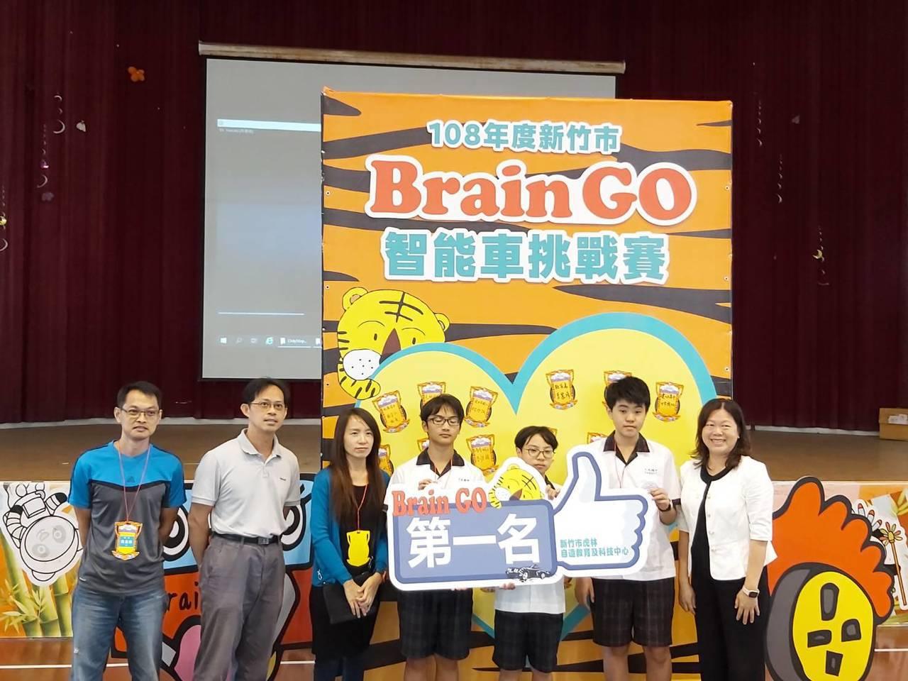 三民國中奪得代表新竹市參加全國賽的機會。圖/教育處提供