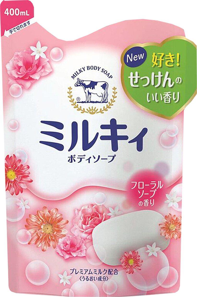 11月14日至11月20日松本清新竹一號店推出牛乳石鹼精華沐浴乳補充包系列,原價...