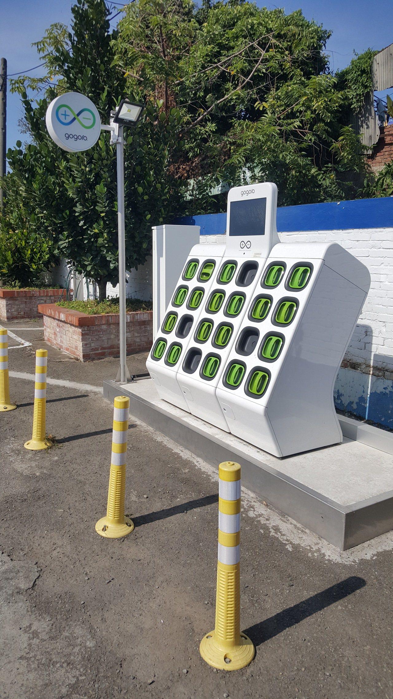 台1線公路西湖加油站已設有gogoro充電站,有鄉民建議鄉公所結合「西湖一路遊」...