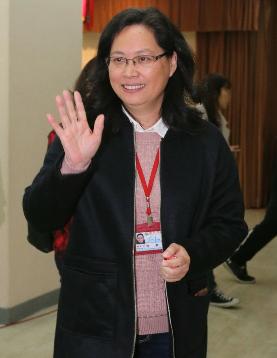 北市勞動局長賴香伶。圖/報系資料照片