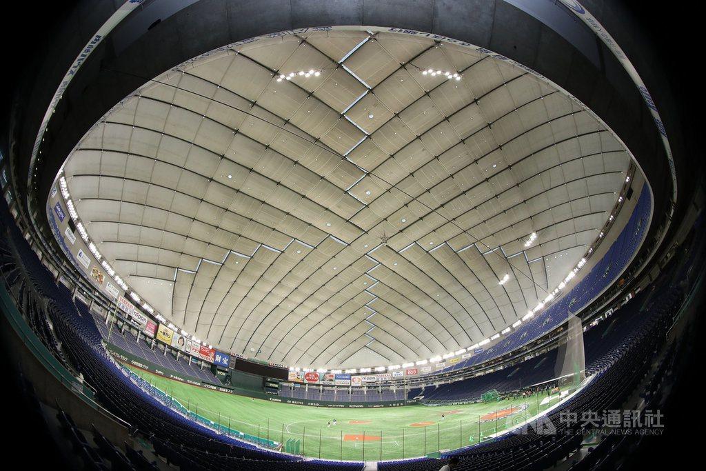 世界12強棒球賽14日為官方練球日,中華隊15日起要在東京巨蛋進行賽事,選手先適...