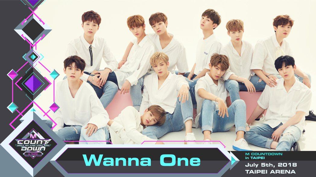 Wanna One。圖/寬宏藝術提供