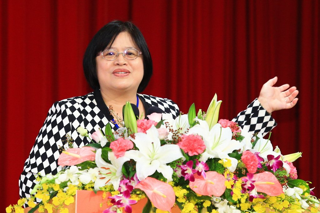 立法委員吳玉琴。記者林伯東/攝影