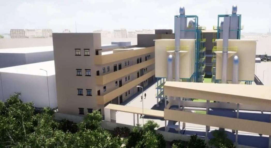 晟楠科技積極轉型投資成立晟裕科技,規劃設置醫療廢棄物甲級處理廠,將於2020年底...